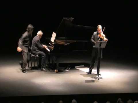 Manny Spring Sonatas - New Sketch by Igudesman & Joo featuring Emanuel Ax