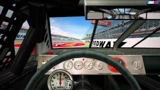 Darrell Waltrip Track Tours - NR2002 - Coca Cola Superspeedway