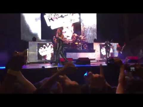 Judas Priest - Breaking The Law (Live Metal Force, Guadalajara 2015)