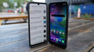 LG G8X Dual Screen In-Depth Hands-On: New UI, Hinge, Features