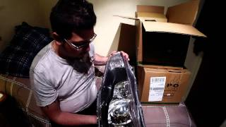 Apex hid Depo unboxing part 2 evox