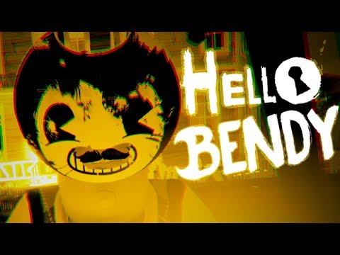 HELLO BENDY ПОДАРОК
