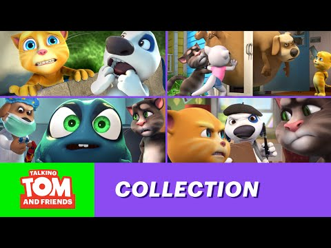 Talking Tom and Friends Episode Collection 13-16