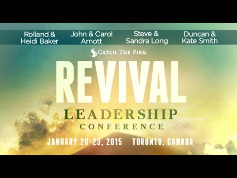 Conference REVIVAL LEADERSHIP 2015 - Jan 23rd -Session H