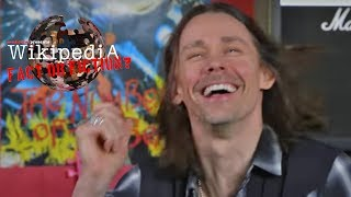 Myles Kennedy - Wikipedia: Fact or Fiction?