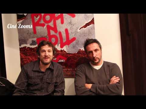 ROCK N' ROLL - Interview : GUILLAUME CANET et RODOLPHE LAUGA