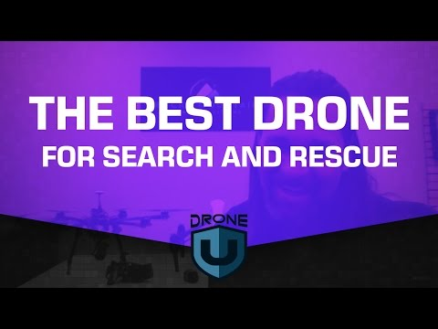 What is the best drone for search and rescue? Should I use the Inspire 1 XT?- Ask Drone U