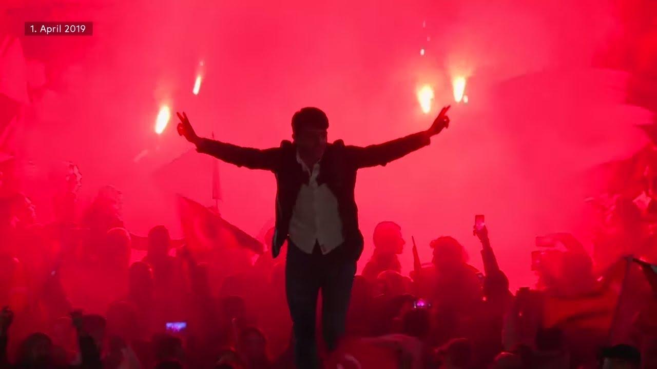 WAHLNIEDERLAGE DER AKP: Ankara wird jetzt von der Opposition regiert