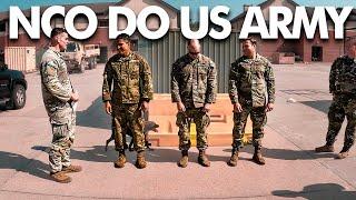 O dia mais importante da minha carreira no US Army...