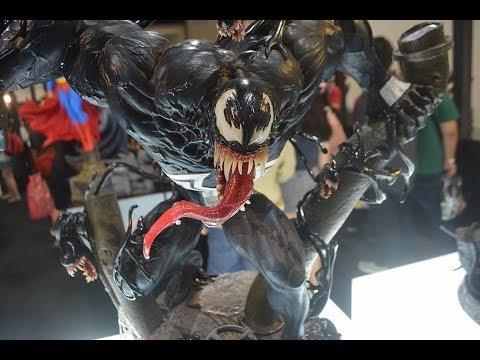 Prime 1 Studio Batman, Spider-Man, Venom, Superman, Guyver @ TAGCC Malaysia comic con Facebook Live