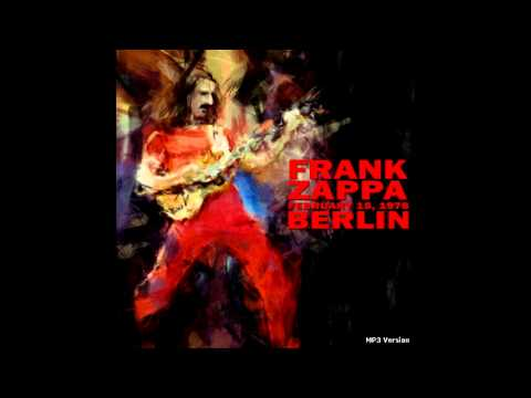 Frank Zappa - Deutschlandhalle Berlin (Full Bootleg)