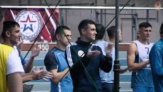 Всеармейские соревнования на Кубок Министра обороны РФ «Командирские старты»   2018