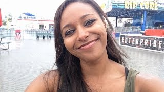 Brandi Rhodes goes to an amusement park - Video Blog: May 28, 2014(Brandi Rhodes (@RealEdenWWE), along with a special guest, spend Memorial Day at an amusement park. Watch WWE NXT on ..., 2014-05-28T16:54:01.000Z)