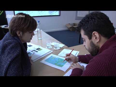 Meteorology training for renewable energy professionals