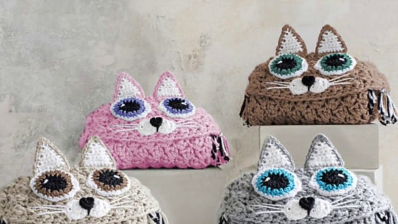 Crochet Hooded Blankets Youtube