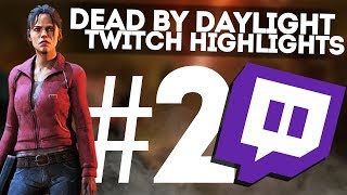 Dead by Daylight ● WTF Funny Moments Montage ● #2