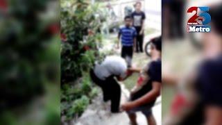 Lima pelajar ditahan polis