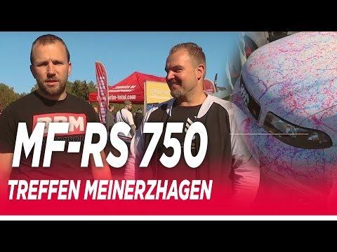 Audi S4 B5 mit Lack bespritzt? MF-RS 750 Treffen in Meinerzhagen  - BBM Motorsport On Tour
