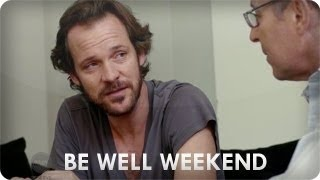 Peter Sarsgaard - Chunky to Reasonable | Be Well Weekend Ep. 2 | Reserve Channel