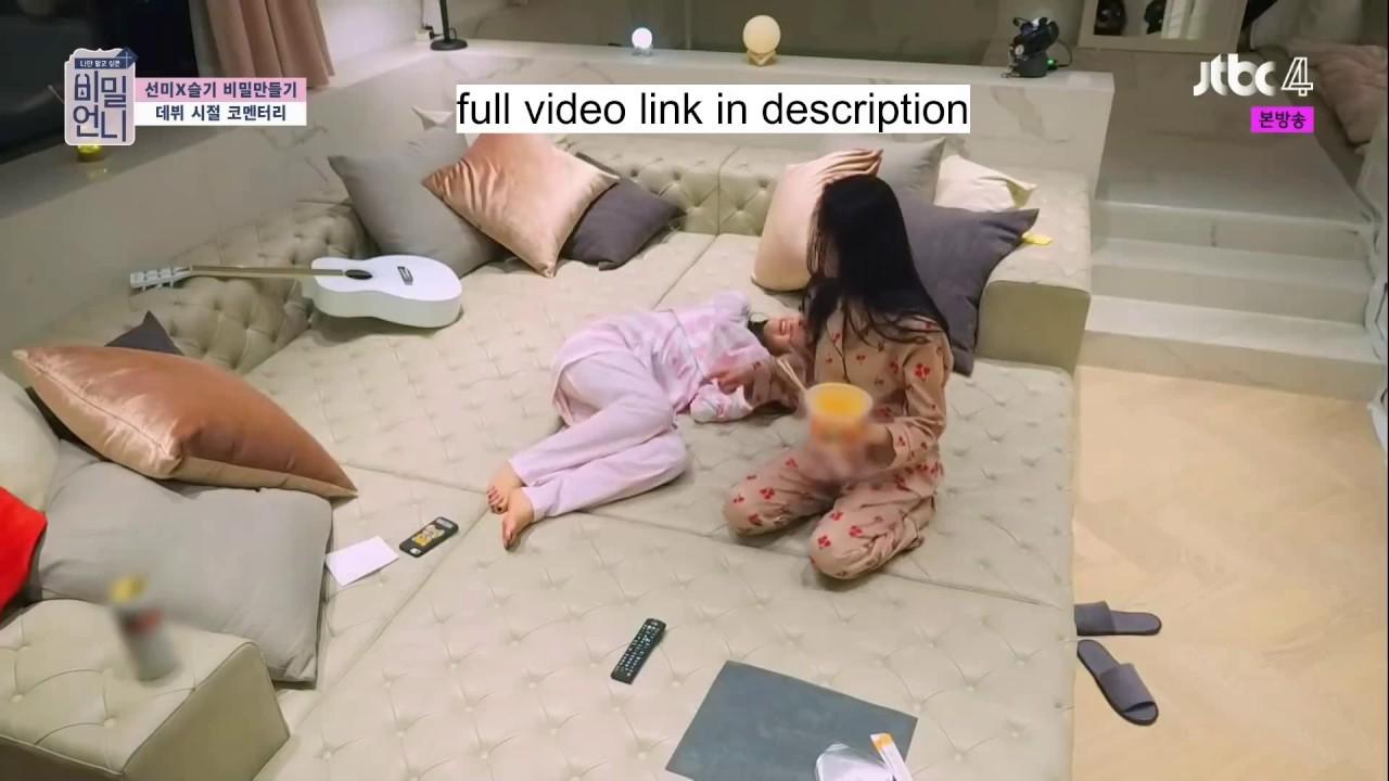 [ENG SUB] (4) Seulgi 슬기 x Sunmi 선미 Secret Sister/Unnie Ep  06
