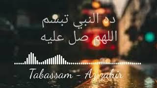 [New] Az zahir - Tabassam (lirik)