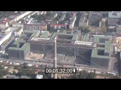 BND- Bundesnachrichtendienst- Neubau an der Chausseestraße in Berlin