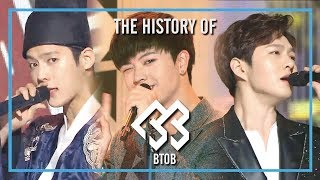 BTOB Special ★Since Debut to 'Only one for me'★ (1h 49m Stage Compilation)