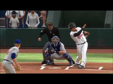 MLB The Show 17: Las Vegas 51s @ El Paso Chihuahuas. June 25, 2020.