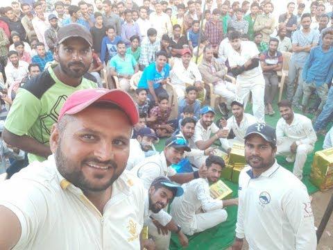 Up Panthers Cricket Club Win The Match Masti To Mumbai