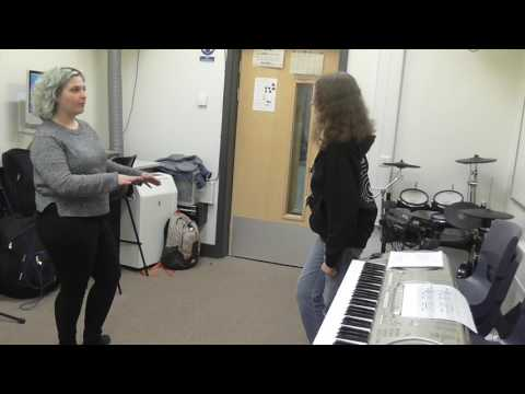 Master class 2 Part 1- Vocal Tuition