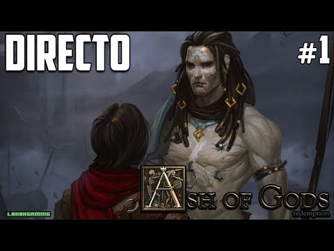 Ash Of Gods Redemption - Directo #1 - Español - Impresiones - Primeros Pasos - Nintendo Switch