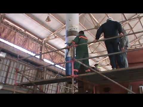 Rudder Stock Repair