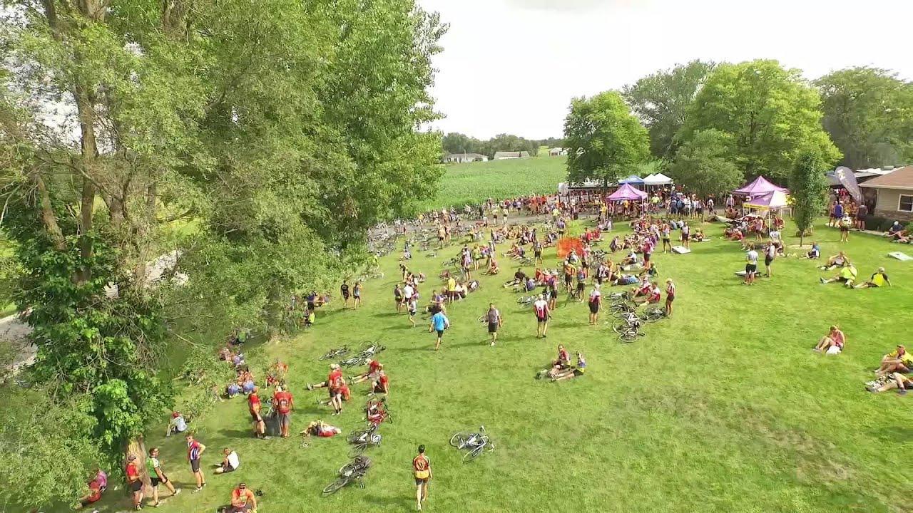 Iowa Craft Beer Tent on RAGBRAI 2015 - Cedar Falls Stop & Iowa Craft Beer Tent on RAGBRAI 2015 - Cedar Falls Stop - YouTube
