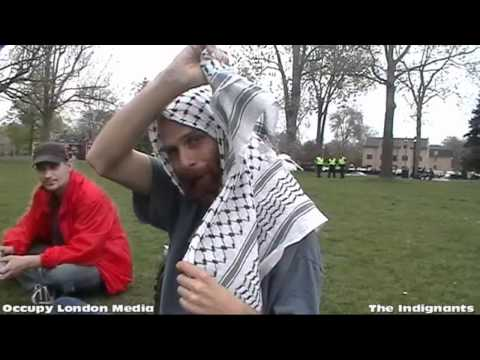 420 Occupy Keffiyeh Workshop *The Indignants*