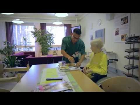 Work in Finland - Meet Umesh from Nepal - Promotional films for the Finnish Government