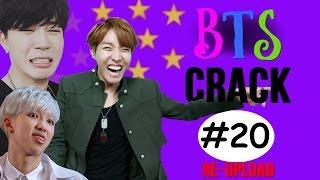 BTS CRACK #20 - Suga's swag switch is broken (Re-upload)