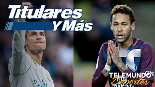 Real Madrid o PSG ¿quién ganará los octavos de final?   Titulares y Más   Telemundo Deportes