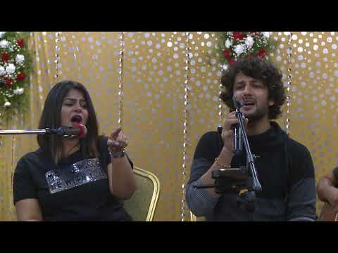 Shukran Allah cover by Jyotsna Pahlajani and Jatin Udasi