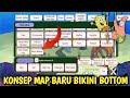 WOW‼️ Cobain Konsep Map Baru Bikini Bottom Versi Sakura School Simulator