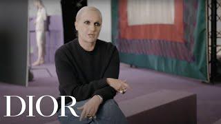 Maria Grazia Chiuri talks Dior Spring-Summer 2020 Haute Couture
