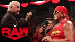 Team Hogan vs. Team Flair revealed for WWE Crown Jewel: Raw, Sept. 30, 2019