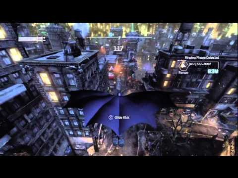 Xbox 360 Longplay [051] Batman Arkham City (Part 2 of 11)