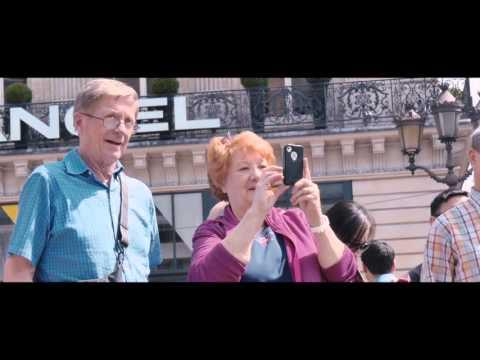 Danse verticale à l'Opéra de Paris