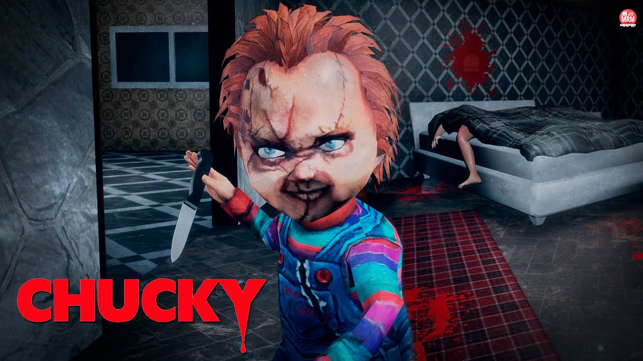 JOGO DO CHUCKY - O BRINQUEDO ASSASSINO   Chucky The Killer Doll Game