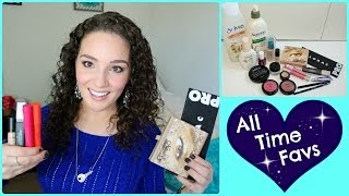 All Time Favorites / Holy Grail Beauty Products