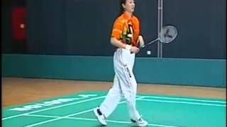 李玲蔚羽毛球1輕松入門篇 15底線抽球