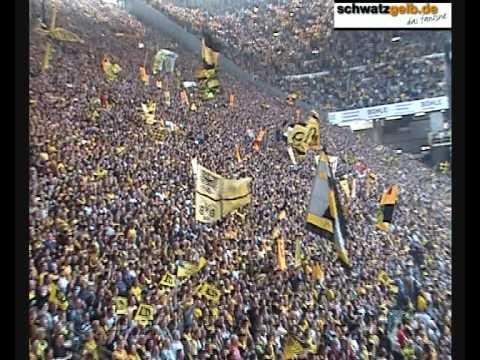 BVB - HSV Stimmung im Westfalenstadion