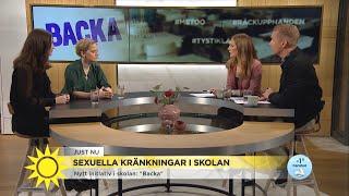 """Man utnämnde student till """"årets fuckgirl"""" - nu dömd i tingsrätten - Nyhetsmorgon (TV4)"""