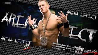"WWE [HD] : John Cena 5th Theme - ""Basic Thuganomics"" + [Arena Effect][DL]"