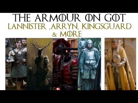 We Need To Talk About Jaime Lannister's Armor